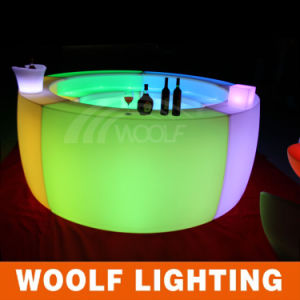Illuminated Events LED Light Table Furniture Outdoor pictures & photos