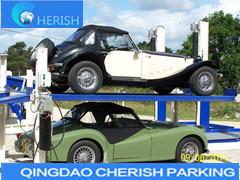 4 Post Car Parking Lift pictures & photos