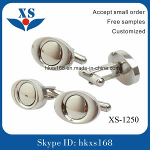 Wholesale 316L Stainless Steel Bulk Cufflink pictures & photos