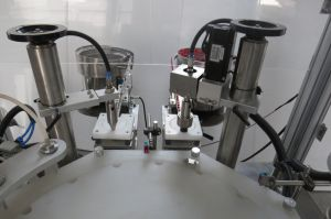 Automatic Eye Drop Pharma Filling and Capping Machine pictures & photos