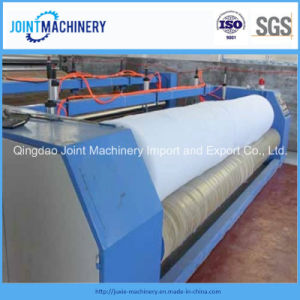 Non Woven Waste Spinning Felt Production Line pictures & photos