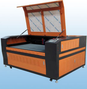 High Precision Laser Cutting Machine for Wood with Dual Heads pictures & photos