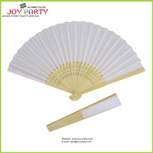 Fabric Hand Fan Promotion Gifts