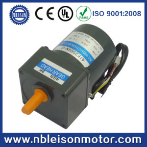 220V 25W High Toruqe Low Rpm Electric Motors pictures & photos