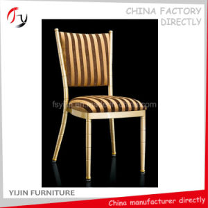 Modern Comfortable Fabric Covered High Class Banquet Tiffany Chair (BC-152) pictures & photos