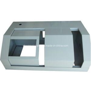 Custom Sheet Metal Lathe Enclosure
