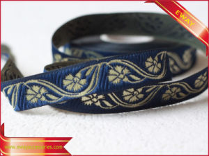 Clothing Jacquard Woven National Webbing Tape Polyester Tape pictures & photos