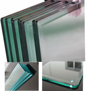 6mm 8mm 10mm 12mm Clear Toughened Glass /Tepered Glass pictures & photos