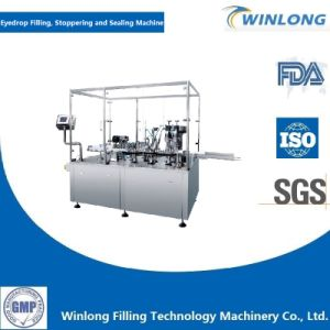 Automatic Nosedrop Filling, Plugging and Sealing Machine pictures & photos