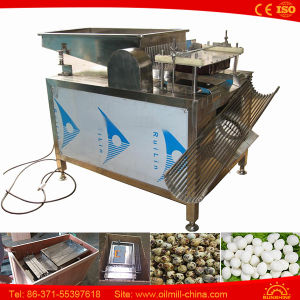 100-150 Kg Per Hour Quail Egg Peeler Peeling Machine pictures & photos