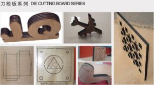 Wood Plywood Sofa MDF Puzzles CNC Laser Die Cutting Machine pictures & photos