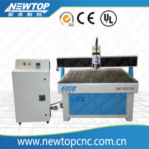 Wood CNC Router/CNC Router Wood for Solid Wood/Foam/Solid Metal1212 pictures & photos