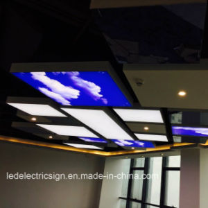Interior Ceiling Decoration LED Advertising Light Boxes pictures & photos