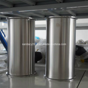 Stainless Steel Tri-Clamp Jacketed Spool