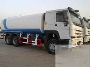 Sino Truk Fuel Tanker Semi Trailer