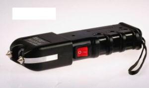 928 High Power Stun Gun Self-Defense Equipment Flashlight pictures & photos