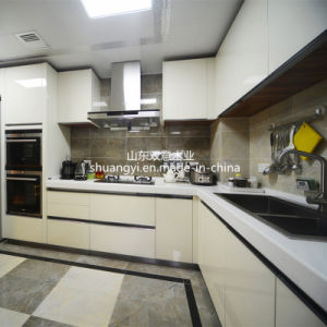 Modern Particle Board Carcass Modularkitchen Cabinet pictures & photos
