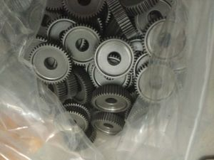 Actuator Gears From Atomeet 4701 Material pictures & photos