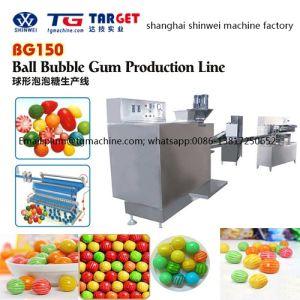 Bg150/600 Watermelon Jam Filling Ball Bubble Chewy Gum Machine pictures & photos