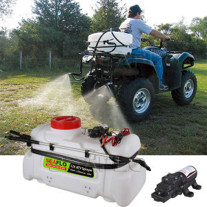 Electric Sprayer for ATV Seaflo 50L 12V Agricultural Plastic Spraying Equipment pictures & photos