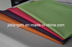 White and Dyed Polyester/Cotton Shirt Fabric/Garment Fabric