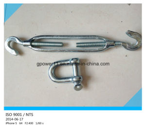 Galvanized Frame Body Turnbuckle Commercial Type Rigging Screw pictures & photos