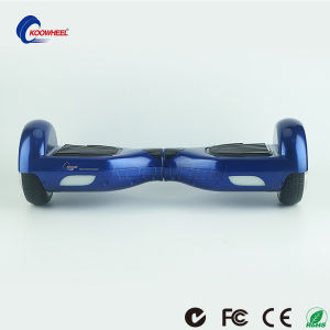 Koowheel Un38.3/ UL1642 (battery) / UL60950-1 (charger) Certificated Two Wheel Balance Scooter pictures & photos