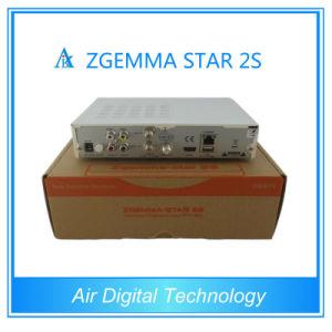 IPTV Receiver Zgemma-Star Receiver DVB-S2 Zgemma-Star 2s Enigma2 Linux OS Operating System Satellite Receiver pictures & photos