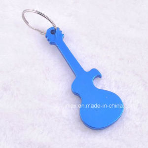 Promotion Guitar Keyholder, Custom Metal Keychains