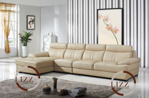 Foshan L-Shape Living Room Sofas pictures & photos
