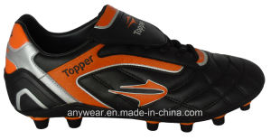 China Men Outdoor Sports Soccer Boots Football Shoes (815-5527) pictures & photos