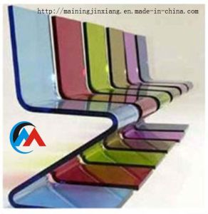 Acrylic Board 100% Raw Material for Shop Shelf, Shoe Box