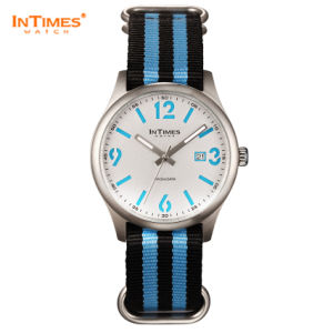 Japan Movement Quartz Stainless Steel Watch Water Resistant Intimes It-1066 Retail Wholesale OEM