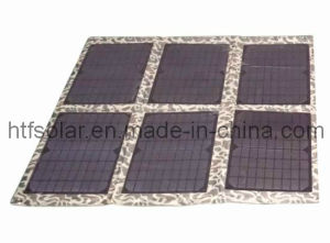 60W Folding Solar Panel Charger Bag 12V Lead Acid Battery Charger Solar Charger