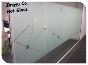 4-19mm Colored Frosted Glass with CE / ISO9001 / CCC pictures & photos