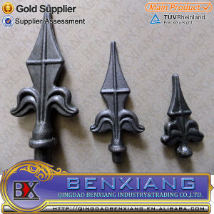 Sandblast Cast Steel Spears pictures & photos