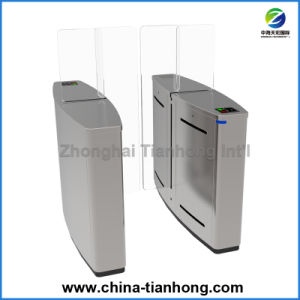 Automatic Gate Full Height Sliding Turnstile pictures & photos