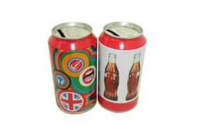 Round Metal Tin for Coca Cola Box pictures & photos