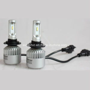 36W LED Bulb 6500k S2 LED Headlight H7 Csp LED Lamp 4000lm LED Auto Light for Car Motorcycle pictures & photos