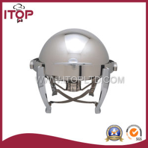 Round Shape Chafing Dish pictures & photos