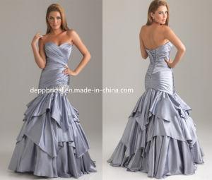 Taffeta Evening Dress (EV0149)