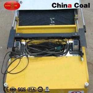 Export to Jpn EU Na Market Auto Wall Cement Rendering Machine pictures & photos