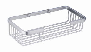 Bathroom Fittings (Single Aluminum Basket)