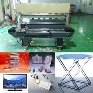 China Most Popular Acrylic Diamond Edge Polishing Machine pictures & photos