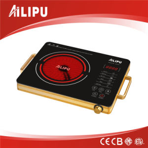 Alipu New Design Touch Control Infrared Cooker pictures & photos