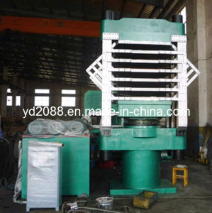 Recycle Rubber Vulcanizing Machine/Recycle Rubber Hydraulic Press pictures & photos