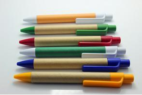 Simple Design Eco Pen Wholesale Office Supply pictures & photos