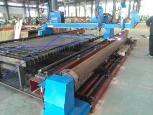 2060 Gantry Metal Tube Plasma Cutting Machine for Steel pictures & photos