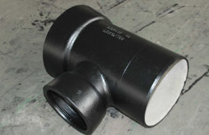 Ductile Iron Pipe/Fittings Tee for Di or PVC Pipe En545/En598 pictures & photos