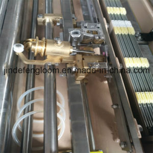 210cm Cam Shedding Textile Machine Double Nozzle Water Jet Loom pictures & photos